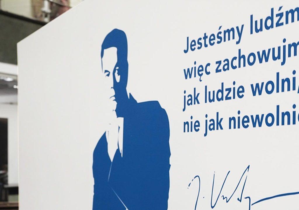 Wystawa o Januszu Kurtyce