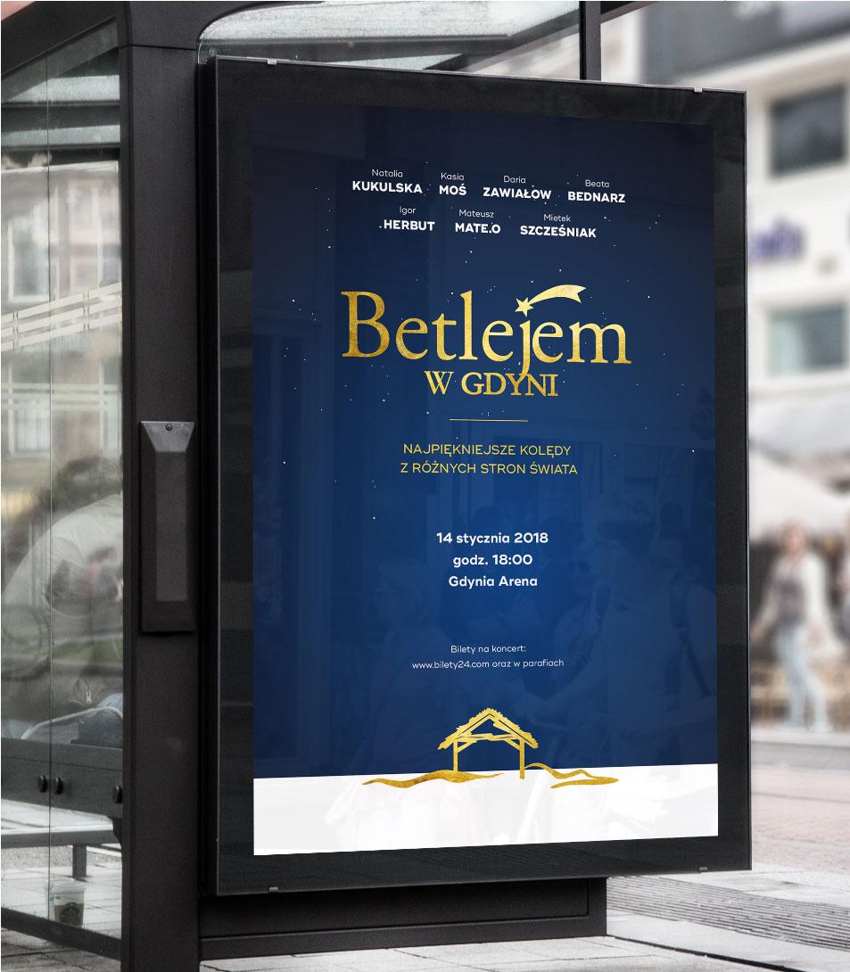 """<p><strong>Projekt:</strong> Koncert """"Betlejem w Polsce""""</p>"""