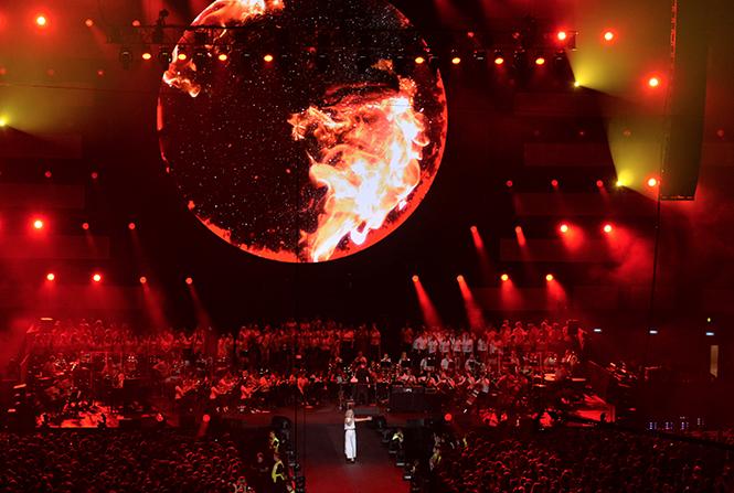 """Koncert """"Młodość – projekt życia"""" w TAURON Arena"""