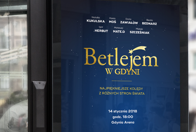 "Concert animations for ""Bethlehem in Poland"""