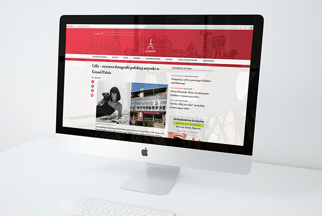 PolskiFR – a service for the Polish community in France